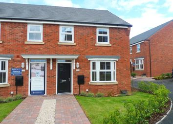 Thumbnail 3 bed semi-detached house to rent in Winton Vale Tixall Road, Stafford