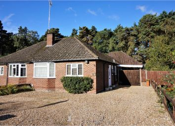Thumbnail 3 bed semi-detached bungalow for sale in Greenways, Fleet