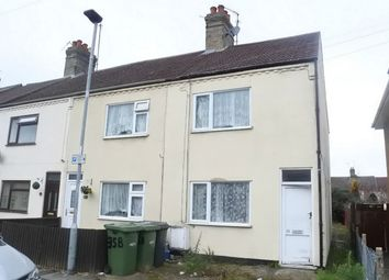 Thumbnail 3 bed end terrace house for sale in Thistlemoor Road, Peterborough