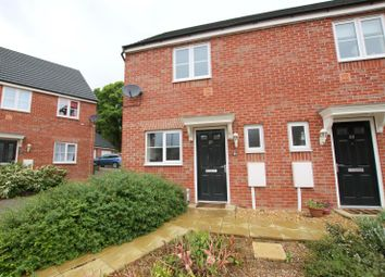 Thumbnail 2 bed semi-detached house to rent in Tilman Drive, Peterborough