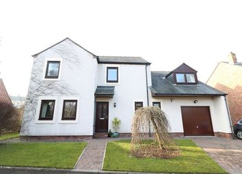 Thumbnail 4 bed detached house for sale in The Dell, Heads Nook, Brampton, Cumbria