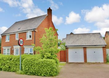 Thumbnail 4 bedroom detached house for sale in The Cains, Taverham, Norwich