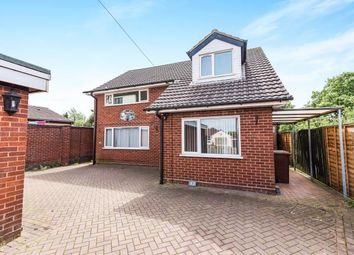 Thumbnail 5 bedroom detached house for sale in Castle Road, Walsall, West Midlands