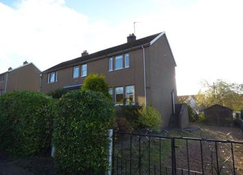 Thumbnail 3 bed semi-detached house for sale in Park Crescent, Gifford