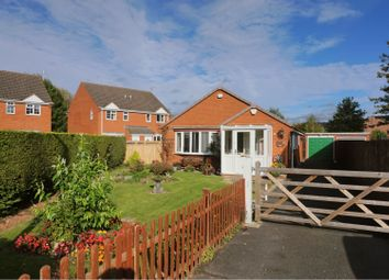 Thumbnail 3 bed detached bungalow for sale in Brooklands Park, Craven Arms