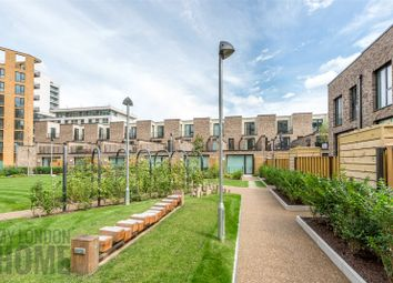 Thumbnail 2 bed flat for sale in Sienna House, Royal Wharf, Canary Wharf, London
