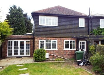 Thumbnail 2 bed semi-detached house to rent in Boughton Monchelsea, Maidstone