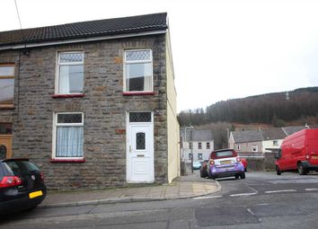 Thumbnail 2 bed end terrace house for sale in Thomas Street, Tonypandy