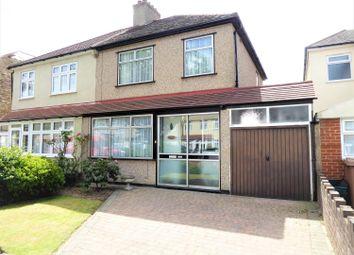 Thumbnail 3 bed semi-detached house for sale in Winchelsea Avenue, Bexleyheath, Kent