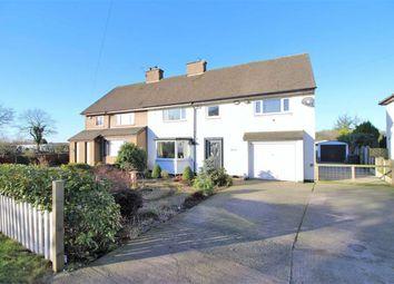 Thumbnail 4 bed semi-detached house for sale in Pope Lane, Whitestake, Preston