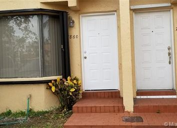 Thumbnail 3 bed town house for sale in 7860 Sw 102 Ln, Miami, Florida, United States Of America
