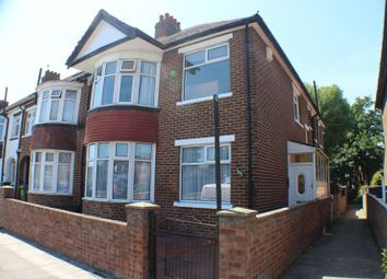 Thumbnail 4 bed end terrace house for sale in Northern Parade, Portsmouth