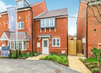 Thumbnail 2 bed terraced house for sale in Thompson Drive, Storrington, Pulborough, West Sussex