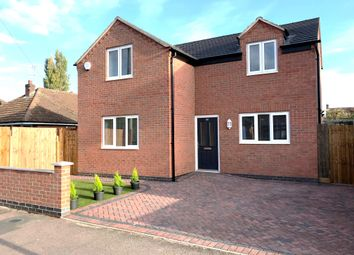 Thumbnail 2 bed detached house to rent in Ashleigh Drive, Loughborough