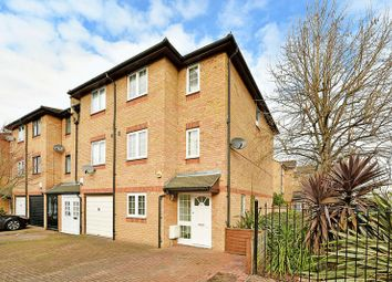 Thumbnail 4 bed end terrace house for sale in Severnake Close, Isle Of Dogs