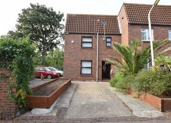 Thumbnail 4 bed end terrace house to rent in Rowenhall, Laindon, Essex