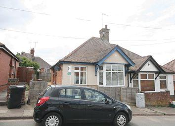Thumbnail 2 bedroom semi-detached bungalow for sale in Yelvertoft Road, Kingsthorpe, Northampton
