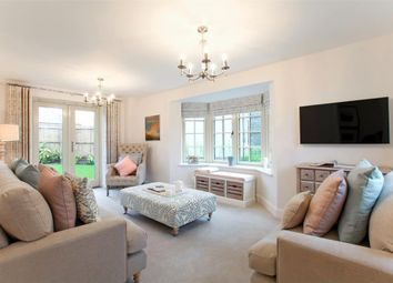 "Thumbnail 3 bed semi-detached house for sale in ""Kemble"" at Quercus Road, Tetbury"