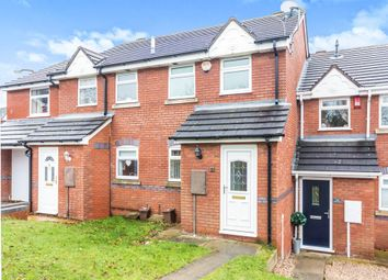 Thumbnail 2 bed terraced house for sale in Allsops Close, Rowley Regis