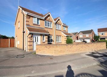 Thumbnail 3 bed semi-detached house for sale in Pigeon Bridge Way, Aston, Sheffield