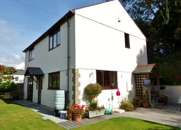Thumbnail 3 bed detached house for sale in Magoos, Gweek, Helston, Cornwall.