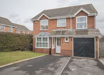 Thumbnail 5 bed detached house for sale in Glastonbury Close, Longwell Green, Bristol
