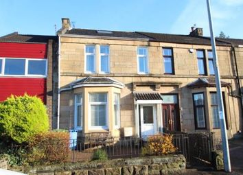 Thumbnail 3 bed terraced house for sale in Albany Avenue, Springboig, Lanarkshire