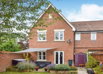 Thumbnail 3 bed semi-detached house for sale in Hopcrofts Meadow, Redhouse Park, Milton Keynes, Buckinghamshire