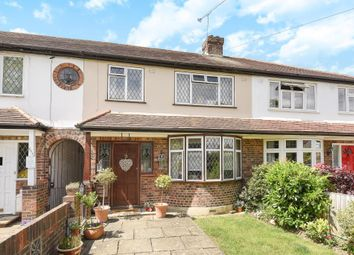Thumbnail 3 bed terraced house for sale in Upper Halliford Road, Shepperton