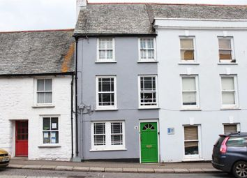 Thumbnail 4 bed terraced house for sale in Lower Market Street, Penryn, Cornwall