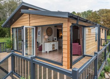 Thumbnail 2 bed lodge for sale in Comrie, Crieff, Perthshire