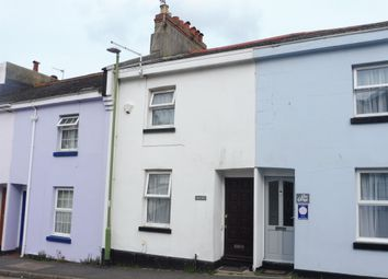 Thumbnail 2 bed terraced house for sale in Roundham Road, Paignton