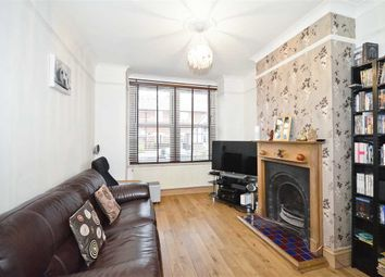 Thumbnail 3 bed terraced house for sale in Brunswick Crescent, London