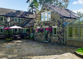 Thumbnail 4 bed detached house for sale in Lee Lane, Catshaw, Twixt Holmfirth And Penistone