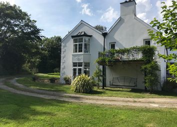 Thumbnail 6 bed country house for sale in Johnston, Haverfordwest