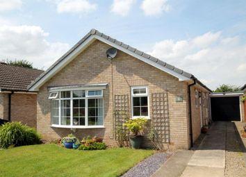 Thumbnail 3 bed detached bungalow for sale in Undercroft, Dunnington, York