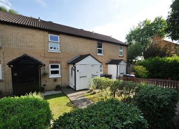 Thumbnail 2 bedroom terraced house for sale in Ethelred Close, Welwyn Garden City, Hertfordshire