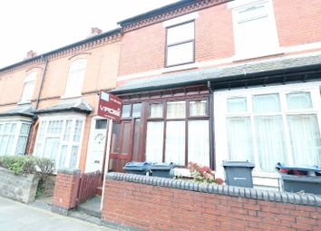 Thumbnail Terraced house for sale in Uplands Road, Handsworth, West Midlands