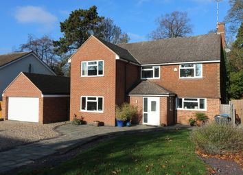 Thumbnail 4 bed detached house for sale in Bennion Road, Bushby, Leicester