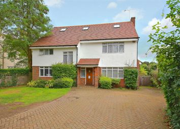 Thumbnail 6 bed detached house for sale in The Grove, Radlett, Hertfordshire
