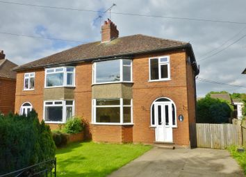 Thumbnail 3 bed semi-detached house to rent in Jubilee Drive, Langham, Oakham