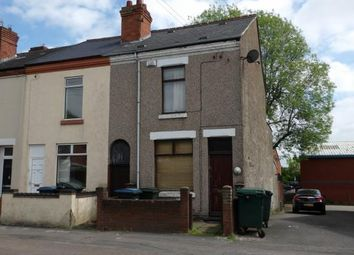 Thumbnail 2 bed terraced house for sale in Widdrington Road, Radford, Coventry