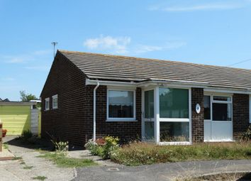 Thumbnail 2 bed semi-detached bungalow for sale in Fraser Close, Selsey, Chichester