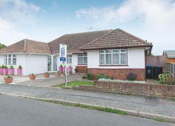 Thumbnail 2 bed semi-detached bungalow for sale in Collingwood Close, Westgate-On-Sea