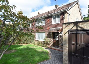 Thumbnail 3 bed semi-detached house for sale in Lily Hill Road, Bracknell, Berkshire