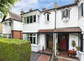 Thumbnail 4 bed semi-detached house for sale in Kings Drive, Thames Ditton, Surrey