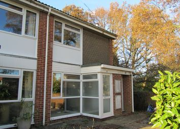 Thumbnail 1 bedroom maisonette to rent in Bedford Close, Hedge End, Southampton
