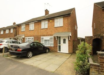 Thumbnail 3 bed semi-detached house for sale in Tower Road, Ware