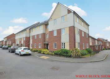 Thumbnail 2 bed flat for sale in Narrowboat Lane, Pineham Lock, Northampton