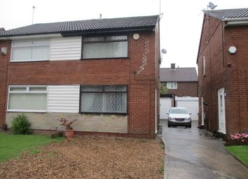 Thumbnail 2 bed semi-detached house to rent in Avon Close, Little Hulton, Worsley, Manchester, Greater Manchester